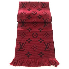 Louis Vuitton-Red Louis Vuitton logomania-Red