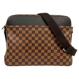 Louis Vuitton-MM Jake Messenger-Dark brown
