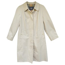 Burberry-Burberry woman raincoat vintage t 38/40-Beige