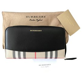 Burberry-Burberry wallet new-Beige