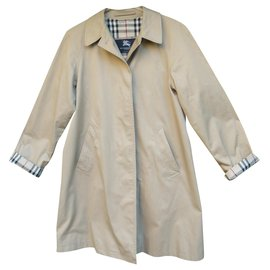 Burberry-waterproof Burberry Londan model Marfield t 34 / 36-Beige