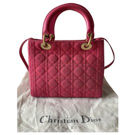 Christian Dior-LADY DIOR-Fuschia