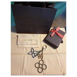 Louis Vuitton-Bijoux de sac Louis Vuitton, Pendentif-Autre