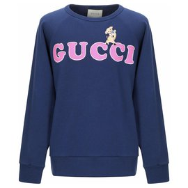 Gucci-Tricots-Bleu Marine
