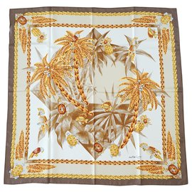 Cartier-Silk scarves-Multiple colors