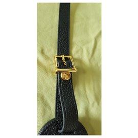 Louis Vuitton-DOOR ADDRESS-Black