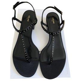 Céline-Des sandales-Noir