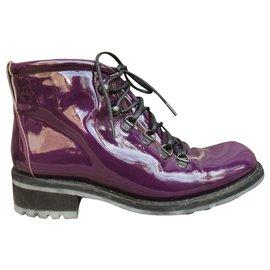 Free Lance-Free Lance p boots 39-Purple