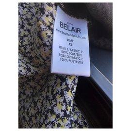 Bel Air-Robe d'été-Multicolore