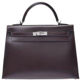 Hermès-hermes kelly-Brown