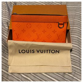 Louis Vuitton-Discovery pochette-Orange