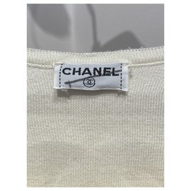 Chanel-Tops-Grey,Eggshell