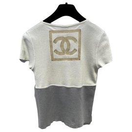 Chanel-Tops-Grey,Eggshell