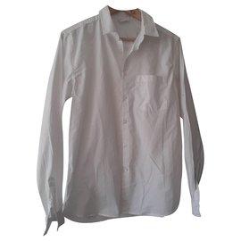 American Vintage-Shirts-White