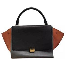 Céline-Celine Trapeze Medium Shoulder Bag-Multiple colors