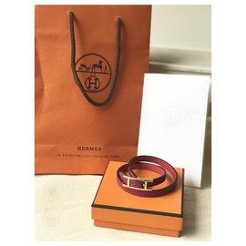 Hermès-Behapy-Rose