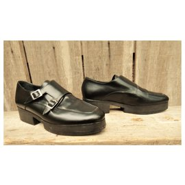 Surface To Air-monk shoes Surface To Air p 40-Black
