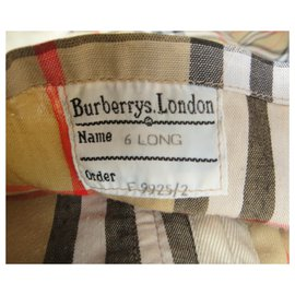 Burberry-Burberry woman raincoat vintage t 34 / 36-Beige