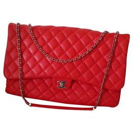 Chanel-Chanel borsa-Red