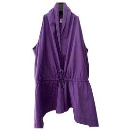 Hermès-Magnifique Corsage Hermes-Violet