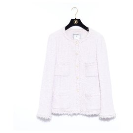 Chanel-BALLERINA PINK FR42-Rose