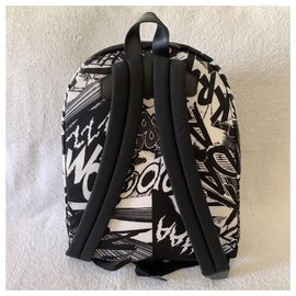 Céline-Printed backpack-Multiple colors