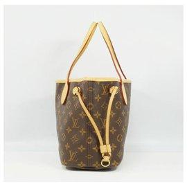 Louis Vuitton-NeverfullPM Cabas femme M41245 pivoine-Autre