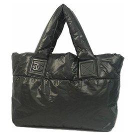 Chanel-COCO Cocoon totePM Sac cabas pour femmes A47108 black-Noir