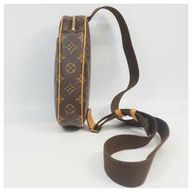 Louis Vuitton-Pochette Gange Waist bag Mens body bag M51870-Autre