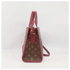 Louis Vuitton-PopincourtPM Womens shoulder bag M43462 Leysin-Other