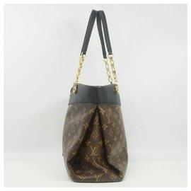 Louis Vuitton-Sac cabas Pallas shopper Femme M51198 Noir-Autre