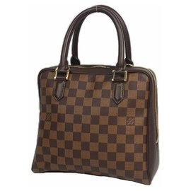 Louis Vuitton-Brera Womens handbag N51150 damier ebene-Other