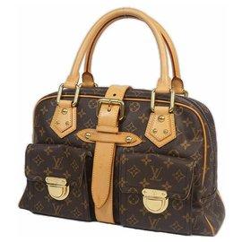 Louis Vuitton-ManhattanGM Sac Boston pour femmes M40025-Autre