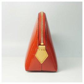 Louis Vuitton-Verni Pochette Cosmetics Womens pouch M91496 Pomme Damour-Autre