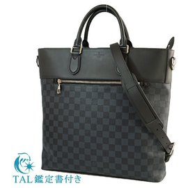 Louis Vuitton-Newport tote Mens tote bag N41588-Other