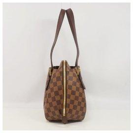 Louis Vuitton-Sac porté épaule BelemMM Femme N51174 Damier Ebene-Autre