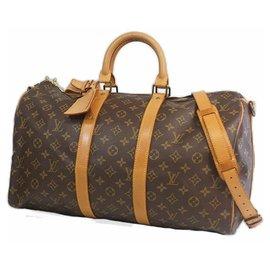 Louis Vuitton-Keepall Bandouliere45 sac Boston unisexe M41418-Autre