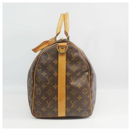 Louis Vuitton-Keepall Bandouliere45 unisex Boston bag M41418-Other