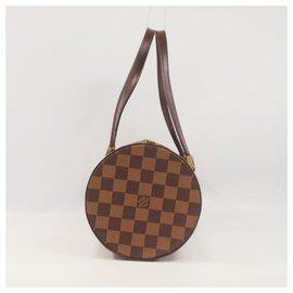 Louis Vuitton-PapillonGM Papillon30 Womens Boston bag N51303 damier ebene-Other