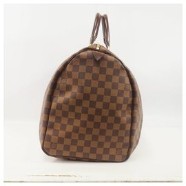 Louis Vuitton-KEEPALL50 sac Boston unisexe N41427 Damier Ebene-Autre