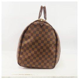 Louis Vuitton-keepall50 unisex Boston bag N41427 damier ebene-Other