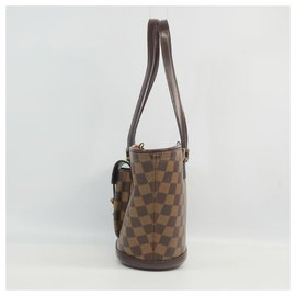 Louis Vuitton-ManosquePM Womens tote bag N51121 damier ebene-Other