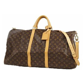 Louis Vuitton-Keepall Bandouliere60 unisex Boston bag M41412-Other