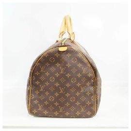 Louis Vuitton-keepall55 unisex Boston bag M41424-Other