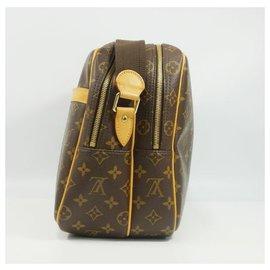 Louis Vuitton-Sac porté épaule unisexe ReporterGM M45252 monogramme-Autre