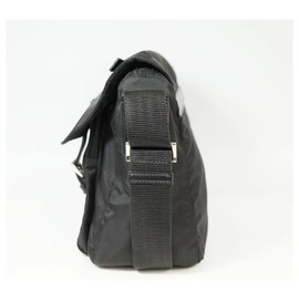 Prada-Womens messenger bag BT8994 black( NERO)-Other