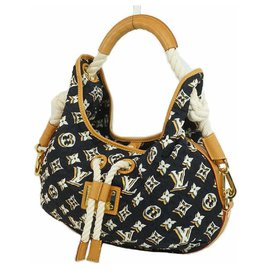 Louis Vuitton-cruise line Monogram cruise BullMM Womens tote bag M95113 blue Marine-Other