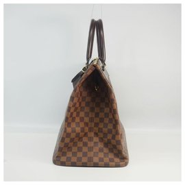 Louis Vuitton-Sac Boston GreenwichPM unisexe N41165 Damier Ebene-Autre