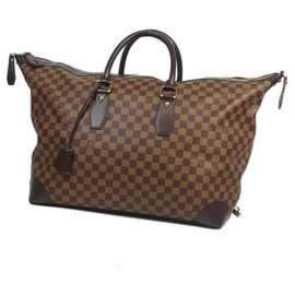 Louis Vuitton-Vaslav Womens Boston bag N41537 damier ebene-Other