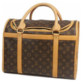Louis Vuitton-chien chat Pet transporter sac Chien40 sac Cyan40 sac à main M42024-Autre